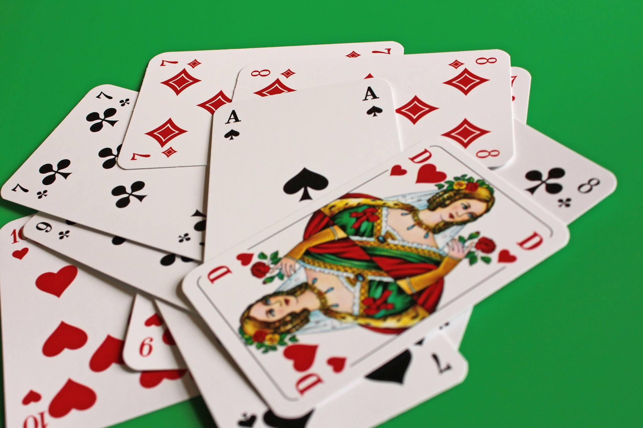 Kartenspiel Rome