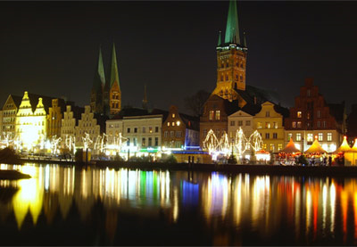 Weihnachtsbilder Hamburg.November 2016